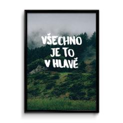 plakat_vsechno_je_to_v_hlave_mockup_1