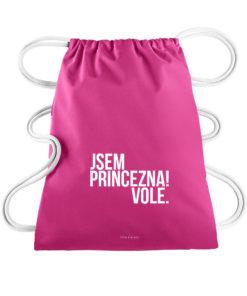 Číča v kleci | Vak na záda Jsem princezna! Vole. Originál